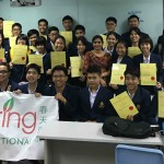 Singapore Group Study trip from Thailand!