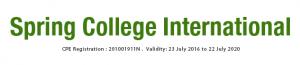 Spring College International provides AEIS, O Level, A Level, LCCI, IELTS courses